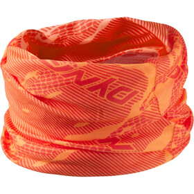 Dynafit Logo Primaloft Neck Gaiters fluo orange